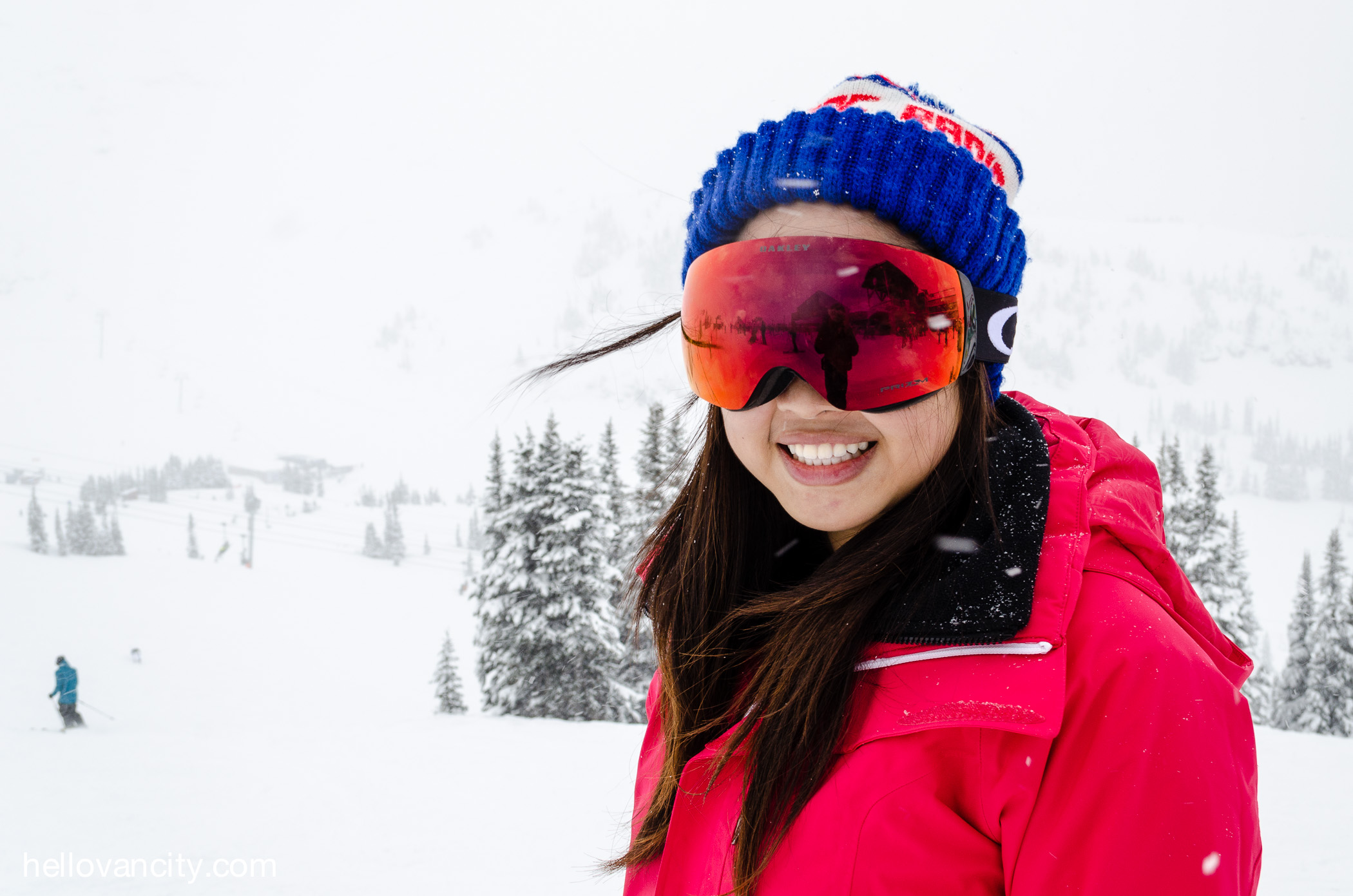 oakley snowboard  Review: Oakley Prizm Snow Goggles in Whistler - Hello Vancity