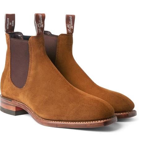 r m williams suede chelsea boots hello vancity
