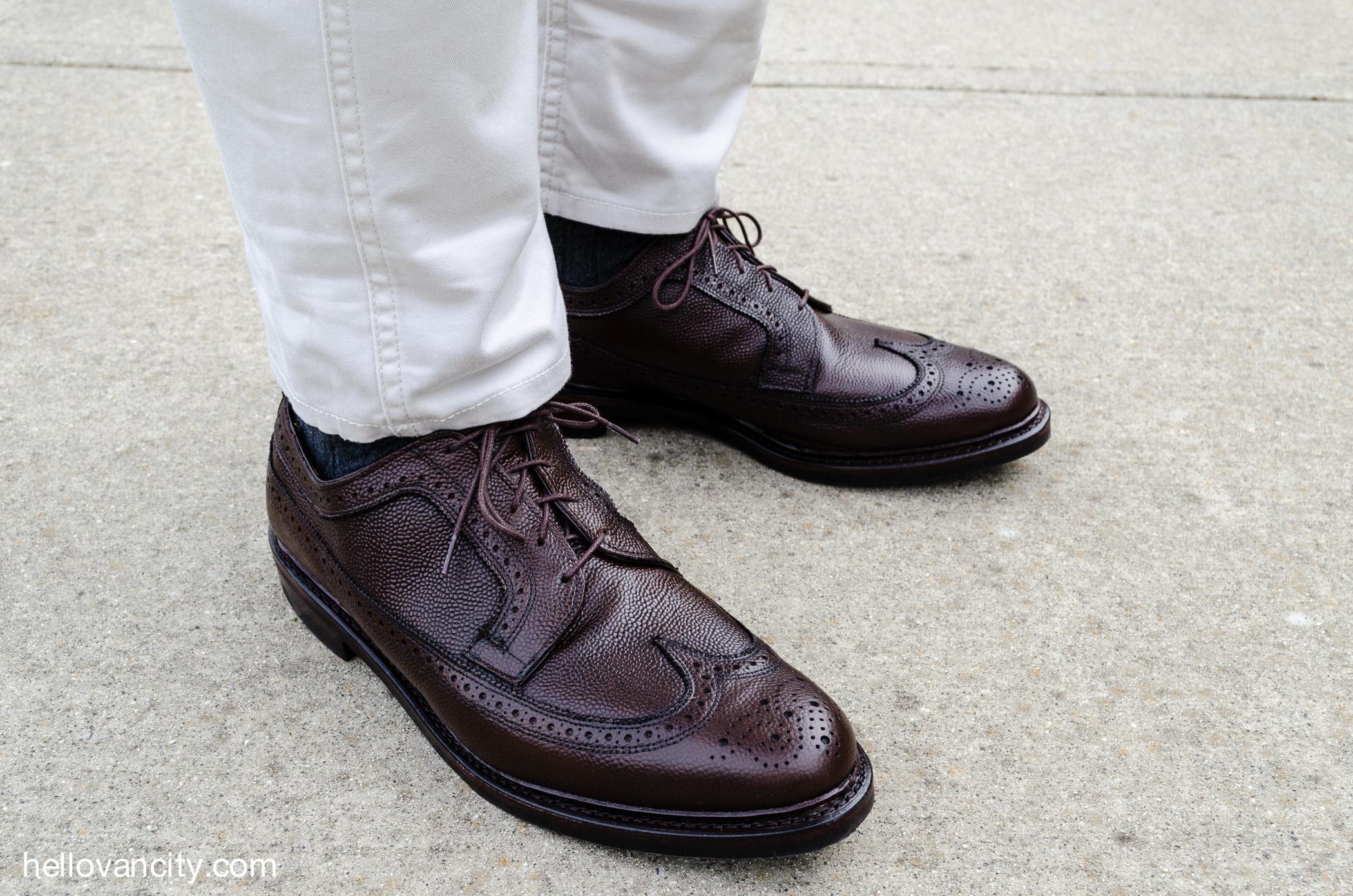 Players Shoe Allen Edmonds Review