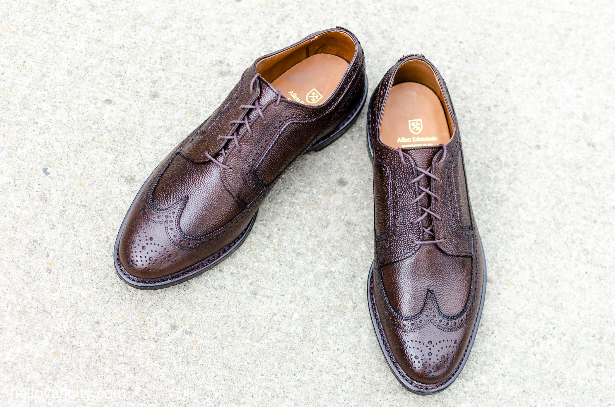 My Shoe Size  Last Allen Edmonds