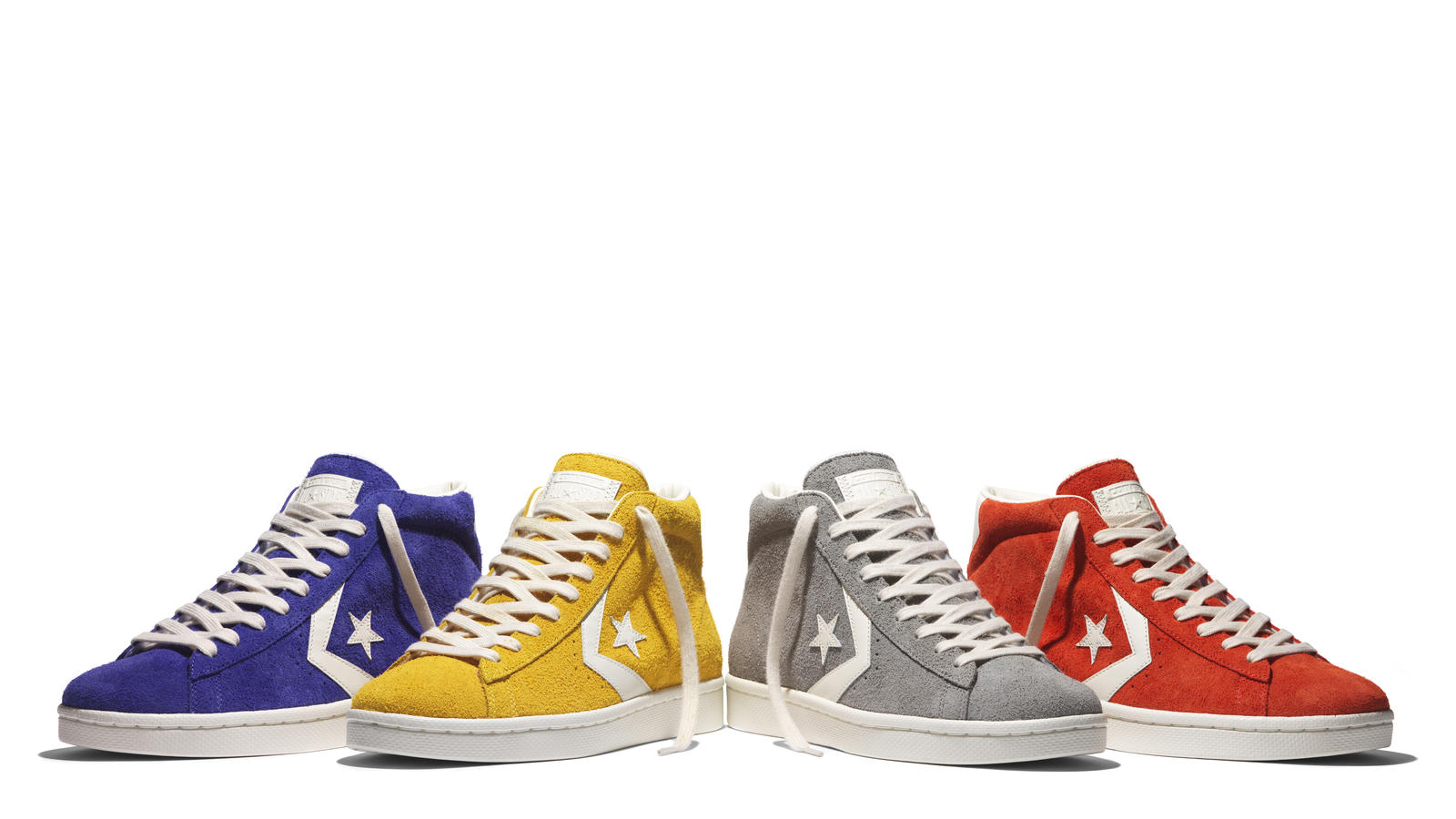 "Converse Launches The Pro Leather '76 In ""Vintage Suede ..."