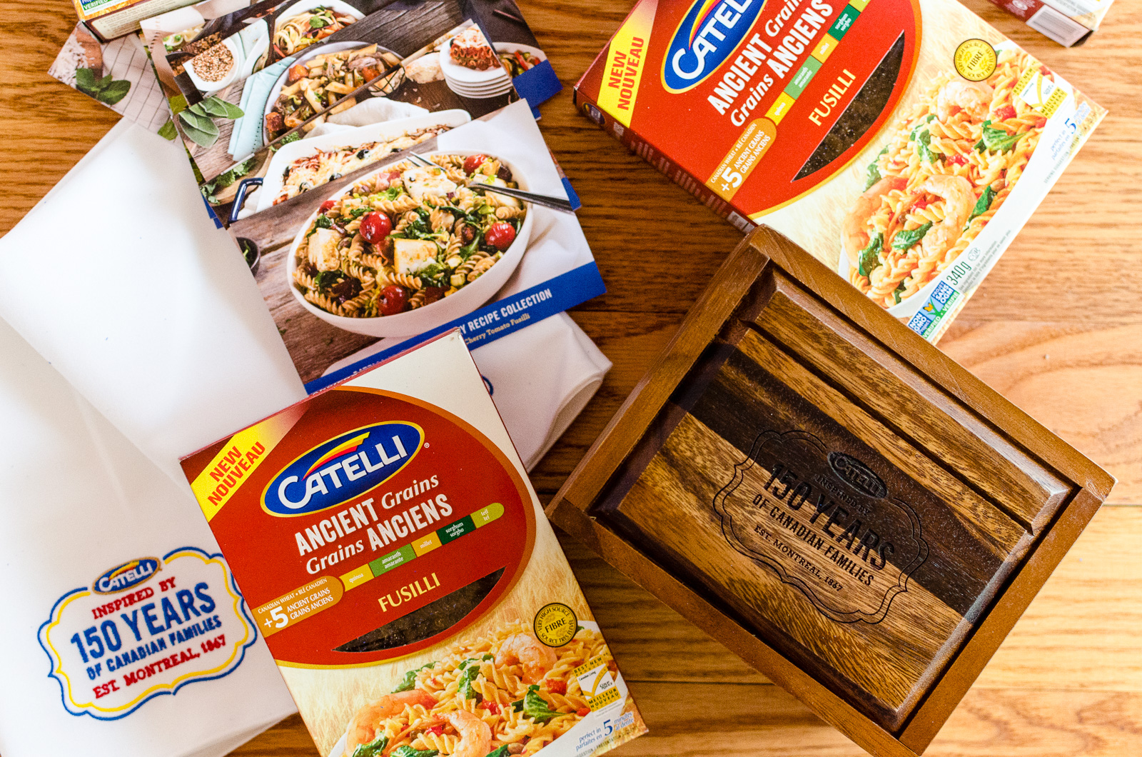 Catelli pasta 150th anniversary recipe collection hello vancity this year catelli pasta and canada turn 150 years together canadian families have evolved the definition of family has changed forumfinder Gallery