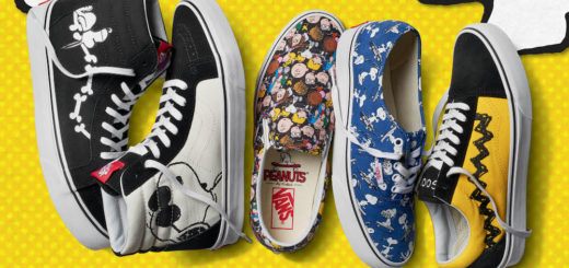 Vans x Peanuts Collection launches June 16th 25287c977