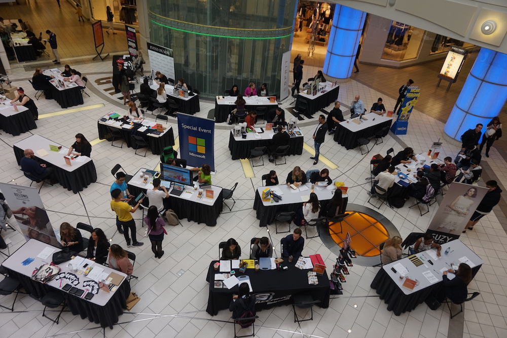 Metropolis at Metrotown Job Fair. When: Saturday, September 23rd, 10am to 6pm. Where: Grand Court and Atrium Court, Metrotown. This is a sponsored post paid for by our advertising partner. To learn more about the job fair at Metropolis at Metrotown, please visit.