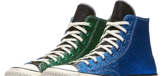 Opposites Attract In Converse And JW Anderson s Collaborative  GLITTER GUTTER Collection 430fe686f