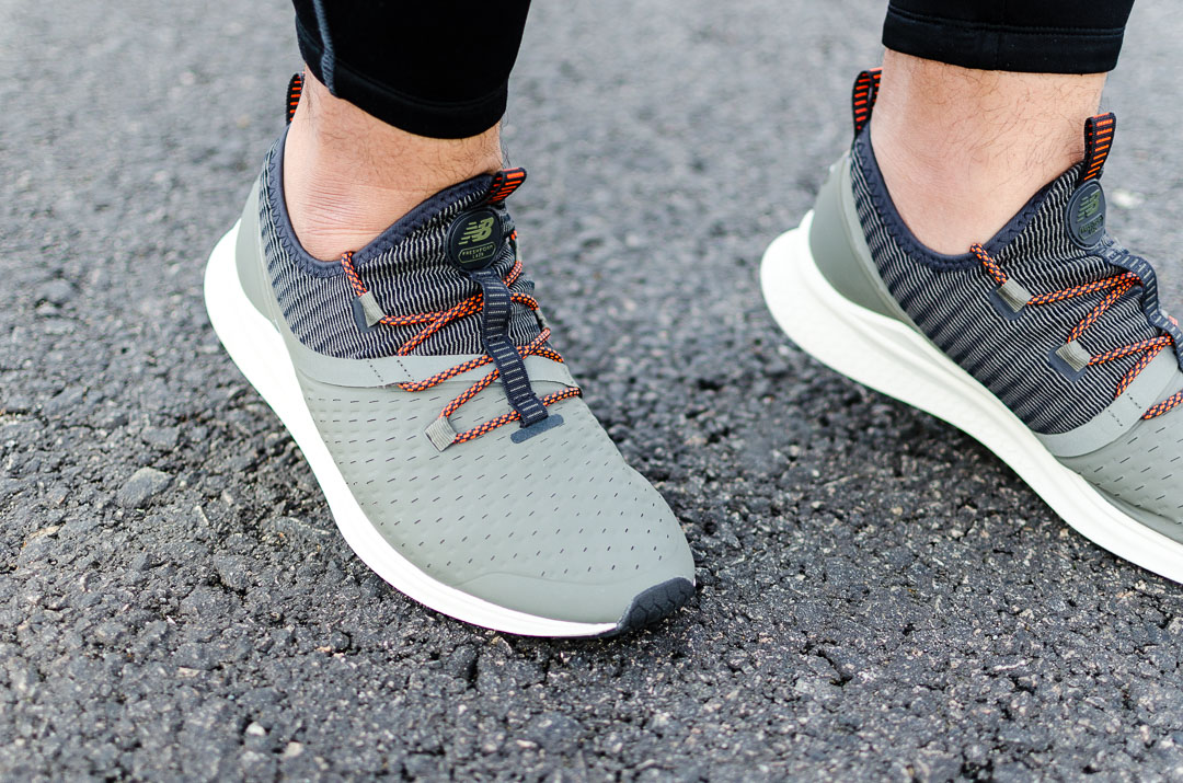 3fdcd4b29f6 New Balance recently unveiled the all new Fresh Foam LAZR that blends  between performance and lifestyle. The brand new silhouette was engineered  using data ...
