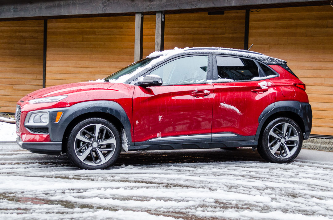 Vancouver To Ucluelet In The Brand New 2018 Hyundai Kona