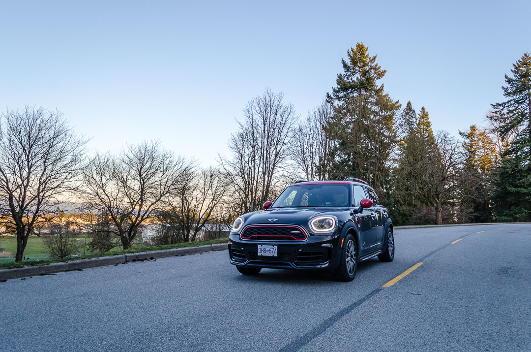 2018 Mini John Cooper Works Countryman All4 Review Hello Vancity